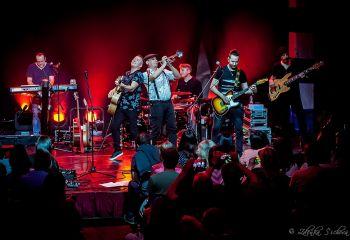 BRNO, 19.4. - koncert v šapitó ND Brno
