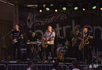 BRNO, 31. 7. - PB & band koncert
