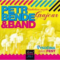 Live CD/DVD: Petr Bende & band a Cimbálová muzika Grajcar