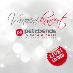 Vánoční koncert Petr Bende & band a hosté Janáčkovo divadlo CD+DVD