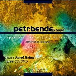 Live CD/DVD: Petr Bende & band - speciální akustický koncert